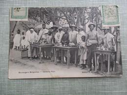 CPA MADAGASCAR TANANARIVE BOULANGER - Madagascar