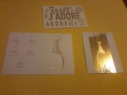 Carte    Nouvellsv3 X Differentes - Cartes Parfumées