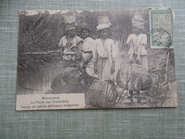 CPA MADAGASCAR TANANARIVE PECHE - Madagascar