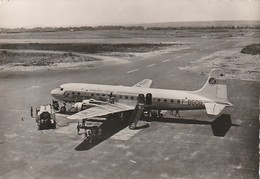 Rare Cpa Avion De La Compagnie TAI - 1946-....: Ere Moderne