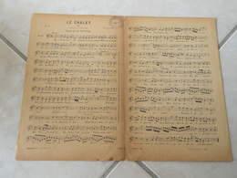 Le Chalet (Chanté Par Mr Inchindi-(Paroles )-(Musique C. Saint Saëns)Partition - Opera