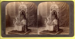 Stereoview - Pope Puis X - Underwood & Underwood - Stereoscopes - Side-by-side Viewers