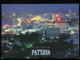 CPM Thailande PATTAYA City By Night - Thailand