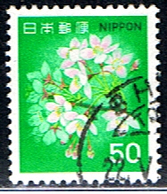 JAPON 513 // YVERT 1345 // 1980 - 1926-89 Emperor Hirohito (Showa Era)