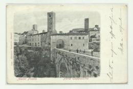 ASCOLI PICENO - PORTA CAPPUCCINA   VIAGGIATA   FP - Ascoli Piceno