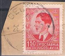 CROATIA 1941.-1945  DELNICE 1  Postmark  28.05.1941. - Croatia