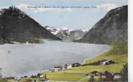 AK 0240  Pertisau Am Achensee Mit Den Zillertaleralpen - Verlag Monopol Um 1920 - Achenseeorte