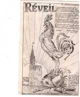 CPA HERAULT.CARTE VENDUE AU PROFIT D'OEUVRES PATRIOTIQUES 1915.DESSIN DE DANTON CAZELLES FELIBRE DU LANGUEDOC - Non Classés