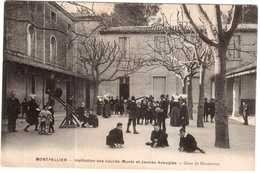 CPA HERAULT.MONTPELLIER.INSTITUTION DES SOURDS-MUETS ET JEUNES AVEUGLES - Montpellier