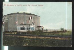 CPA Québec Sainte Anne De Beaupré , The Cyclorama Of The Holy Land - Ste. Anne De Beaupré