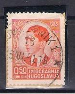 CROATIA 1941.-1945  DUBROVNIK 1/13 Postmark   06.06.1941. - Croatia