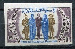 Mauritanie ** ND N° 291 - Racisme - Mauritania (1960-...)