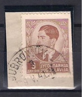 CROATIA 1941.-1945  DUBROVNIK 2/3 Postmark   29.05.1941. - Croatia
