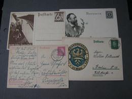 DR Karten Lot - Allemagne