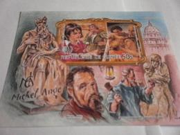 Miniature Sheet Imperf St Peters Basilica Rome - Guinea (1958-...)