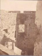 THOMAR 1932 PORTUGAL Forteresse Des Templiers Photo Amateur Format Environ 7,5 Cm X 5,5 Cm - Luoghi
