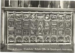 W3069 Teramo - Cattedrale - Paliotto - Michele Da Guardiagrele / Viaggiata 1964 - Teramo
