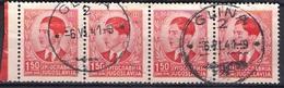CROATIA 1941.-1945  GLINA 2 Postmark   06.06.1941. - Croatia