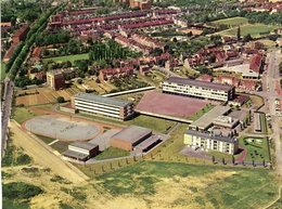 (59) - LAMBERSART - Lycée Jean Perrin , Vue Aérienne - Lambersart