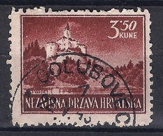 CROATIA 1941.-1945  GOLUBOVEC 1 Postmark - Croatia
