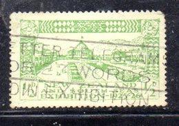 APR1086 - NEW NUOVA ZELANDA 1925 ,   Yvert  N. 180  Usato (2380A) Dunedin - Usati