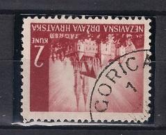 CROATIA 1941.-1945  GORICA 1 Postmark - Croatia