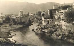 Pays Div -ref T616- Bosnie Herzegovine -carte Photo - Photo Postcard - Mostar  - - Bosnie-Herzegovine