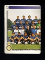 Figurina Calciatori Italiani Panini 1997-1998 - Inter - N.128  La Squadra  - Football - Soccer - Socker - Fussball - Fut - Panini