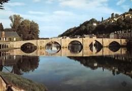 TERRASSON Pont Vieux Du XIIe Siecle A Avant Becs Cote Aval  12 (scan Recto Verso)MG2823 - France