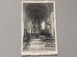 Haulchin Interieur De L'église - Estinnes
