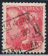 (1E 90) ESPAÑA // YVERT 666 // EDIFIL 869 // 1939 - 1931-Today: 2nd Rep - ... Juan Carlos I