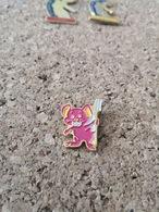 1  Pins Souris Brosse A Dent - Animals