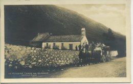 CUMBRIA - WYTHBURN CHURCH AND HELVELLYN - COACH RP  T158 - Cumberland/ Westmorland