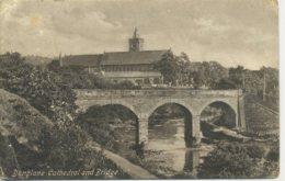 SCOTLAND - STIRLING - DUNBLANE CATHEDRAL AND BRIDGE  T170 - Stirlingshire