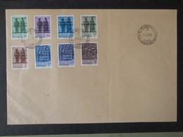 Envelloppe (V1909) KATANGA (2 Vues) 52/57+60 +62 - 21/09/1961 ELISABETHVILLE - Katanga