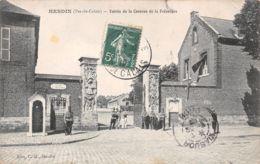 62-HESDIN-N°1145-D/0295 - France