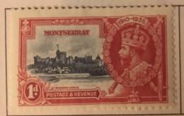 Montserrat - MH* - 1935 - # 85 - Montserrat