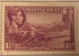Montserrat - MH* - 1941-1948 - # 92/94 - Montserrat