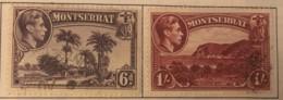 Montserrat - (0) - 1941-1948 - # 98/99 - Montserrat