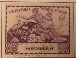 Montserrat - (0) - 1949 - # 110 - Montserrat