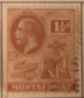 Montserrat - (0) - 1922-1929 - # 60 - Montserrat