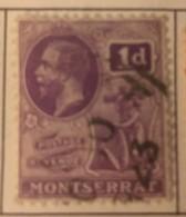 Montserrat - (0) - 1922-1929 - # 56 - Montserrat