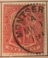 Montserrat - (0) - 1908-1913 - # 32 - Montserrat