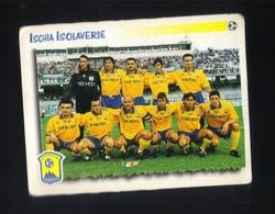 Figurina Calciatori Italiani Panini 1997-1998 - Ischia  - N.641   - Football - Soccer - Socker - Fussball - Futbol - Edizione Italiana