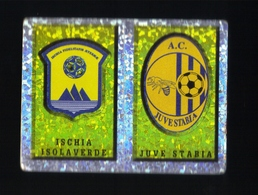 Figurina Calciatori Italiani Panini 1997-1998 - Ischia E Juve Stabia - N.585  Scudetto  - Football - Soccer - Socker - F - Panini