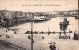 76-DIEPPE-N°1145-H/0387 - Dieppe