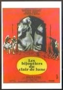 Carte Postale (cinéma Affiche Film) Les Bijoutiers Du Clair De Lune (Brigitte Bardot) - Posters On Cards