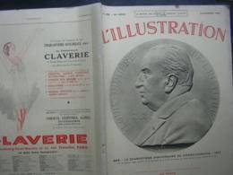 L'ILLUSTRATION 4836 LYAUTEY MAROC/ LUMIERE/ MARSEILLE/ GRECE - Journaux - Quotidiens
