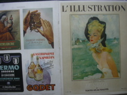 L'ILLUSTRATION 5278-5279 LE SALON/ PETAIN A PARIS/ MAISON LANGUEDOC - Journaux - Quotidiens