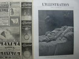 L'ILLUSTRATION 3899 MORT DE RODIN/ 3° EMPRUNT DEFENSE NATIONALE/ PIERRE LOTI/ CLEMENCEAU/ SINAÏ - Journaux - Quotidiens